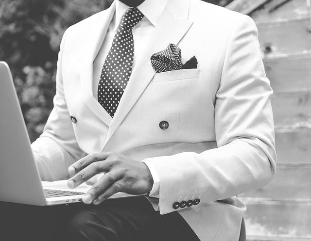 Mužská elegance