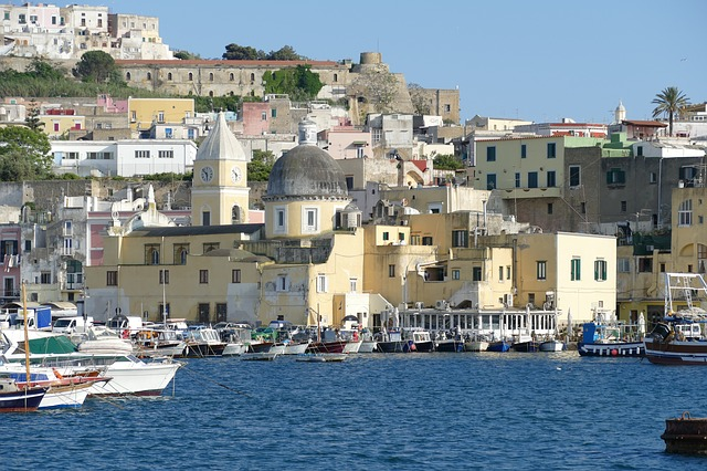 město ischia