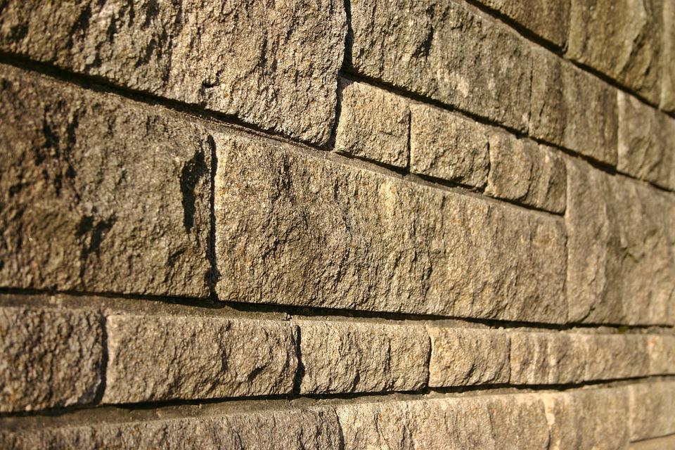struktura kamenného zdiva