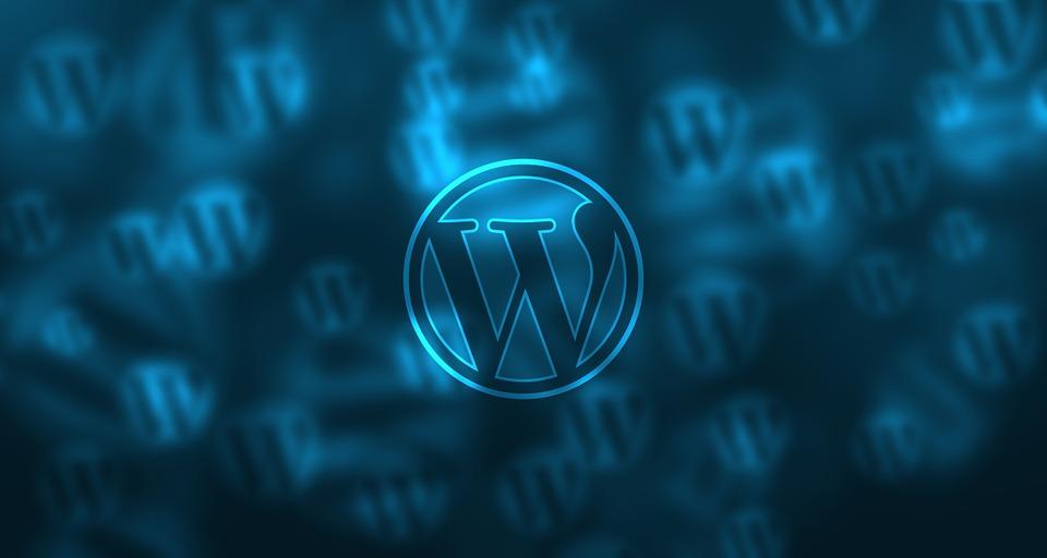 znak WordPressu